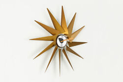 Turbine Clock by Vitra George Nelson Authentic Item Authorized Dealer