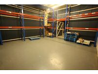 Warehouse Workshop Unit space available from 500 square feet, Southside Glasgow, J1A M74