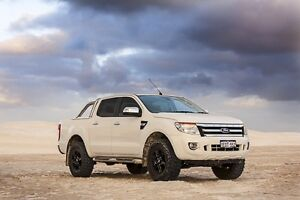 Ford Ranger PX  XLT 2012 Como South Perth Area Preview