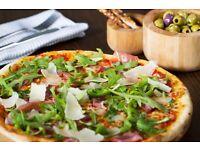 Pizza Chef - Verdi Restaurant at The Royal Albert Hall