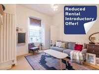 Desirable, 1 bedroom, 1st floor flat with box room, in Viewforth – available NOW!