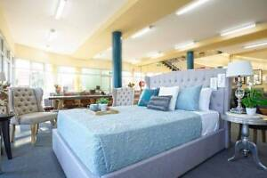 """""""SHERIDAN"""" - CLASSICAL BED FRAME - BRAND NEW Epping Whittlesea Area Preview"""