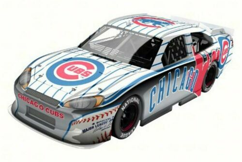 CHICAGO CUBS 2012 FORD FUSION 1/24 SCALE DIECAST CAR BY LION