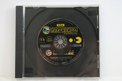 PAC-MAN VS Not For Sale Pac Man Nintendo GameCube NGC GC Japan Import US Seller