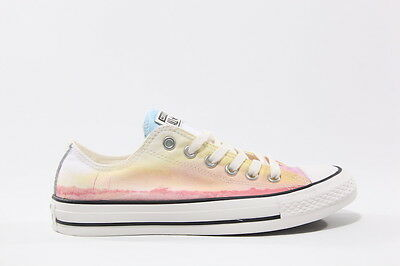 Converse Chuck Taylor All Star Ctas OX My Van is On Fire/Cactus Blossom 551631F Chuck Taylor Flame