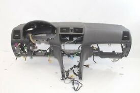 Left hand drive dashboard Europe type Honda accord ivtec VIII 2003 - 2008 LHD conversion
