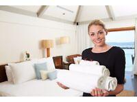 Housekeeping / Room Attendant Job Position Immediate Start