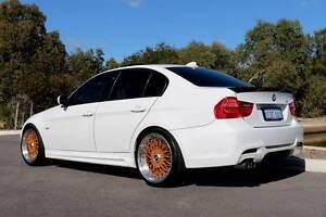 2012 BMW 325i LCI M sport E90 Wellard Kwinana Area Preview