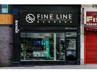 Barber Wanted - £250 Reward - Fine Line Barbers - Sidcup