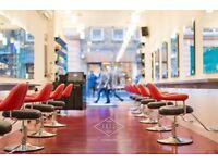 Hairdresser, Colourist or Senior Stylists for a Soho London Salon