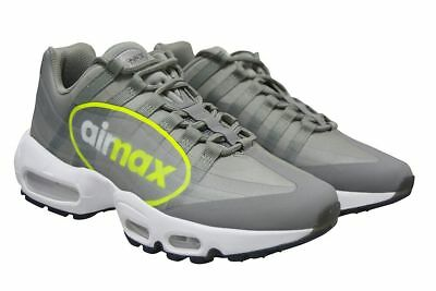 Details about Mens Nike Air Max 95 NS GPX AJ7183001 Dust Volt Pewter White Trainers