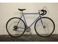 "Vintage Men's PEUGEOT Racing Road Bike - 22.5"" Frame - 1980s Classic - Restored"