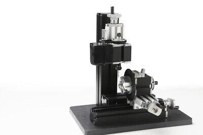 Zhouyu 24w Mini Metal Drilling Machine With Dividing Diy Woodworking Power Tools