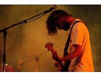 PostRock/Noise/Alternative Guitarist-Singer Available