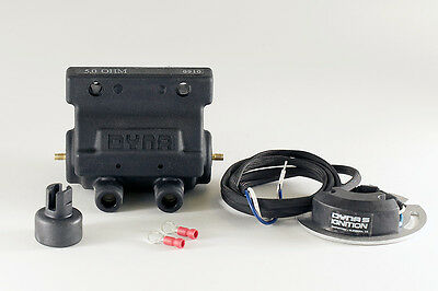 Dynatek DSK6-1 Harley Davidson Ignition Dyna S Dual Fire Includes DC7-1 Coil Kit