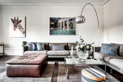 Arco Lamp Original Castigliano 1960;s