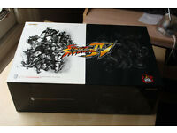 Street Fighter IV Arcade Stick, Original UK release, First Version, Limited Edition with Box