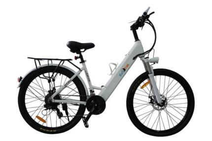 Euro Trek City E-Bike