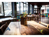 Full & Part Time Bar Staff wanted for The Slaughtered Lamb, Clerkenwell.