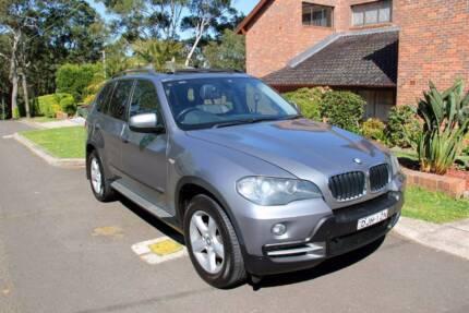 2008 BMW X5 xDrive30i Executive E70 Auto 4x4 MY09