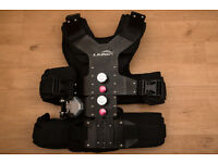 Laing 2015 Steadicam Rig - New M-30S / with 1-15kg P-04S (P-04 Upgrade) Stabilizer