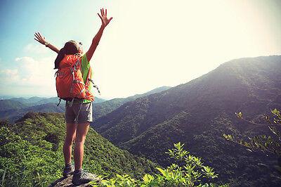 Gipfelstürmer statt Stürmergipfel: Der Fußballsommer ist der ideale Zeitpunkt zum Wandern. (© Thinkstock / The Digitale)