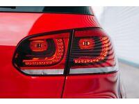 Volkswagen Golf VW MK6 LED Rear tail lamps lights brand new