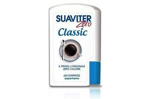 SUAVITER-CLASSIC-ZERO-Dolcificante-Sugar-Control-650-compresse