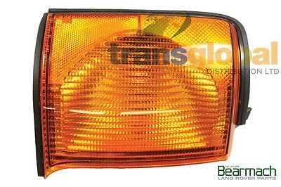 Land Rover Discovery 2 98-02  Front RH Indicator Light Lamp Lens - OEM XBD100870