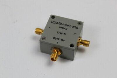 Mini-circuit Zfm-3 15542 9317 04 Sma Mixer 0.04-400mhz