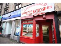 Shop retail store to let, ex butcher Duke St, next door to Boots, only shop available in the street,