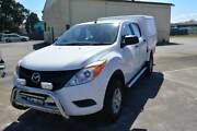 2012 Mazda BT-50 XT 4x2 D/Cab Utility Warragul Baw Baw Area Preview