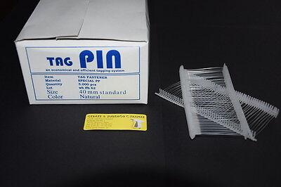 tstofffäden für Heftpistole Standard (S) 40mm (Kunststoff-fäden)