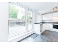 NEWLY REFURBISHED 2/3 BED MOMENTS FROM CHALK FARM STATION ONLY £400 PW AVAIL NOW