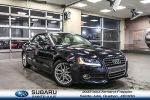 2010 Audi A5 QUATTRO CONVERTIBLE *** ONLY 112$ / WEEK ALL INCLU