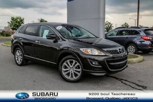 2012 Mazda CX-9 GT AWD CUIR-NAVIGATION-7 PASSAGERS
