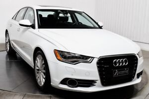 2014 Audi A6 TECHNIK AWD 3.0T CUIR TOIT MAGS NAV