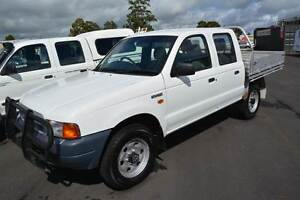 2001 Ford Courier Ute Warragul Baw Baw Area Preview