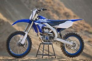 2018 Yamaha YZ450F ONLY 22 HRS since new! Finance Available!