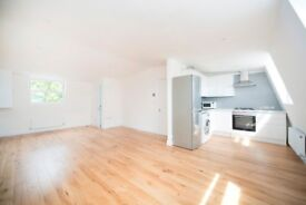 STUNNING NEWLY REFURBISHED LARGE STUDIO MOMENTS FROM HAMPSTEAD HEATH - AVAIL SEP ONLY £310PW