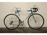 Vintage PEUGEOT Racing Road Bikes - All Sizes - Restored 80s & 90s Retro - Men's & Women's Frames