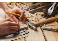 Experienced handyman/tradesman required