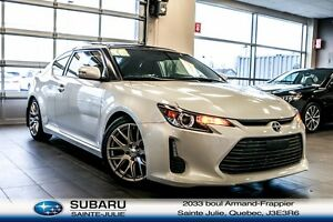 2015 Scion tC MAGNIFIQUE, TOIT PANORAMIQUE, 2 SET DE MAGS *** ON