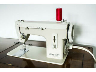 Merritt sewing machine with table