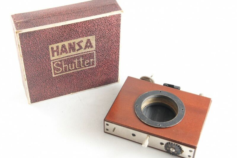 HANSA Thornton Shutter for 2 inches from Japan #1422