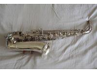 SML 'radiotone' alto saxophone