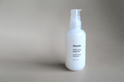 GLOSSIER MILKY JELLY FACE CLEANSER COSMOPOLITAN AWARD CRUELTY-FREE MAKEUP REMOVE for sale  Shipping to India