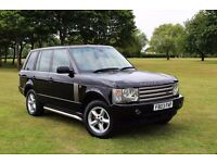 2003 LAND ROVER RANGE ROVER 3.0 TD6 HSE LOW MILES! EXCELLENT! 4x4 SUV AWD DIESEL DISCOVERY