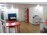 Large Office Space for Rent (40 sq. metres) - £125pw (including bills)
