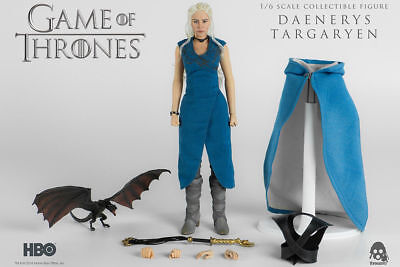 THREEZERO 1/6 GAME OF THRONES - DAENERYS TARGARYEN NUOVA TRONO DI SPADE